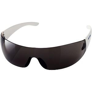 Sportovní sluneční brýle, černá/bílá