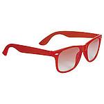 Sluneční brýle s křišťálovými skly, červené
