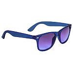 Sluneční brýle s křišťálovými skly, tmavě modrá