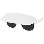 Sluneční brýle, bílá