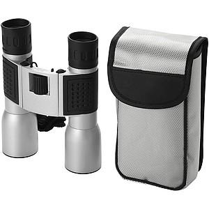 Dalekohled 8x32 kovový, černá/stříbrná