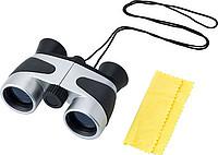 Plastový dalekohled 4x30, s čistícím hadříkem a pouzdrem