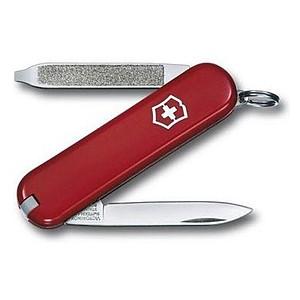 VICTORINOX kapesní nůž ESCORT, 58mm, červená