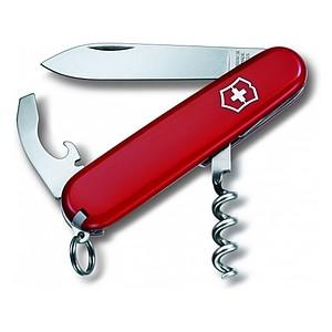 VICTORINOX kapesní nůž WAITER, 84mm, červená