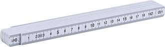 Skládací 2m metr, stupnice je pouze v centimetrech