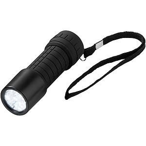 Kapesní svítilna s 9 LED diodami, zn. Stac