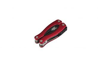 SCHWARZWOLF PONY mini multifunkční nářadí, červená, malá