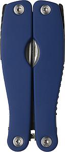 Multifunkční nářadí, 9 funkcí, v nylonovém pouzdře, modré