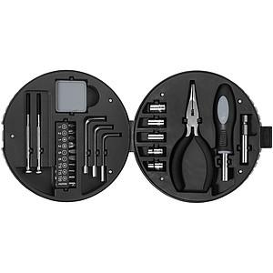 Sada nářadí v obalu v designu pneumatiky, zn. Stac