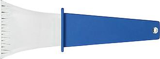 VARO Plastová autoškrabka srukojetí, modrá
