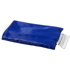 Škrabka s rukavicí, královská modrá