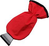 MANOPOLA Autoškrabka s červenou rukavicí
