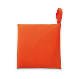 Bezpečnostní vesta s reflexními pruhy, v obalu, oranžová