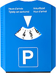 PARKING TIMER Parkovací hodiny s autoškrabkou a třemi žetony