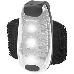 GIGANTO Bezpečnostní světlo, pásek na suchý zip, bílá