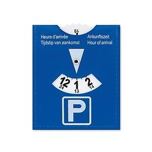Plastové parkovací hodiny