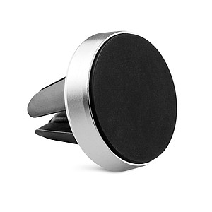 Magnetický držák telefonu do auta, černá