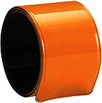 TRAIT Reflexní náramek na ruku, oranžový