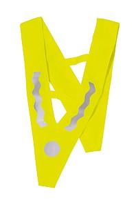 DAREK Reflexní bezpečnostní pásky na oblečení pro děti