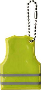 VESTIK Reflexní přívěšek ve tvaru vesty