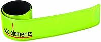 Reflexní samonavíjecí pásek, žlutá