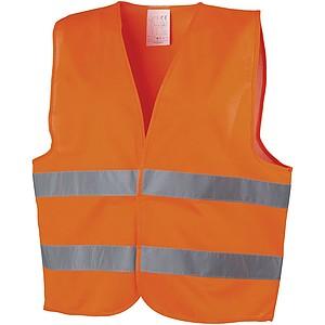 Reflexní vesta, fluorescenční oranžová