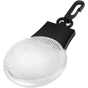 Kulaté bezpečnostní světlo, bílá