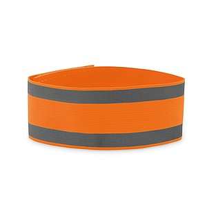 Bezpečnostní páska na ruku, oranžový