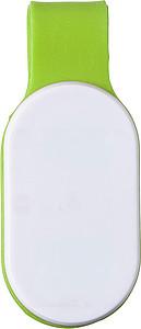 BLAZE Bezpečnostní světýlko se silikonovým páskem, zelené