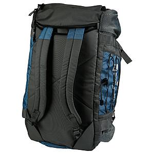 SCHWARZWOLF VORTEX cestovní taška, modrá