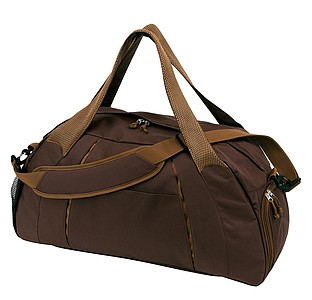 AFRIKA Sportovní taška, hnědá