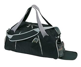 AFRIKA Sportovní taška, černá