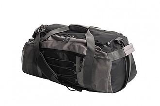 SCHWARZWOLF ZAMBEZI cestovní taška, černá - reklamní bundy