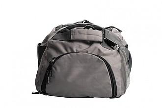 SCHWARZWOLF ZAMBEZI cestovní taška, černá
