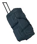 Cestovní taška na kolečkách, černá