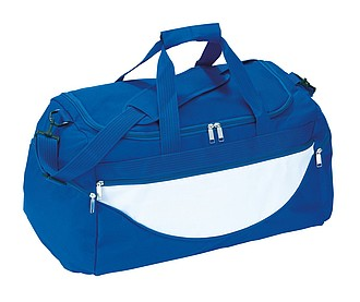 Sportovní taška, modrá