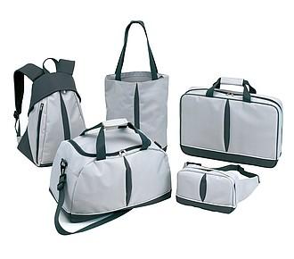 Sada batohu,nákup. a cestovní tašky,ledvinky,tašky na dokum.