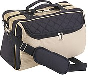 EURIDIKA Cestovní taška, nám. modrá béžová