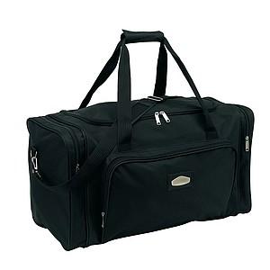 TRIP Cestovní taška, 600D, černá