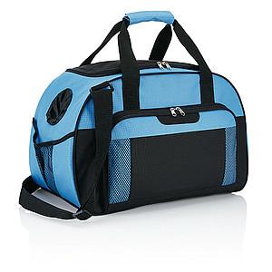 DRAVONA Lehká a odolná sportovní taška, modrá
