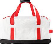 Polyesterová cestovní taška a batoh 2v1