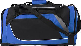 GERIT Sportovní taška s místem na boty, modrá