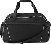 SIHELA Sportovní cestovní taška, černá