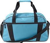 SIHELA Sportovní cestovní taška, světle modrá