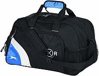 GUSOK Sportovní taška Slazenger, černá, modrá