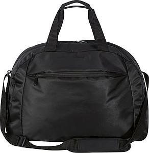 Cestovní taška, celočerná