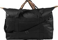 KOJARA Cestovní víkendová taška, černá