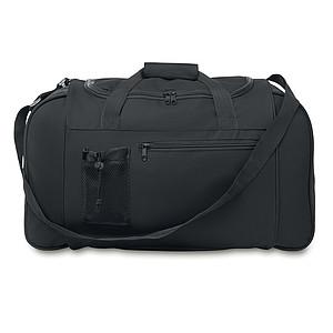 Sportovní nebo cestovní taška 600D, černá