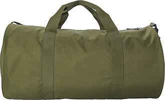 ASOMADA Cestovní taška z (600D) polyesteru, zelená