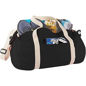 Bavlněná taška, černá